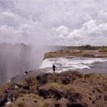 drone uav africa victoria falls