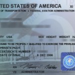 pilot license to fly drone
