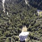 rock climbing drone france