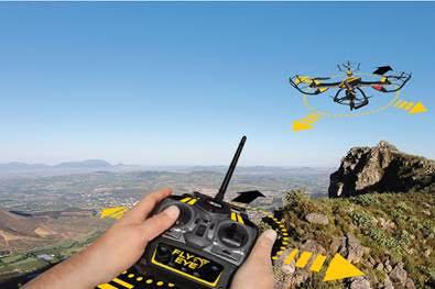 xtreem video drone 2