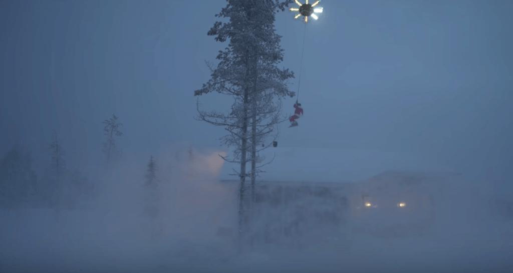 Casey Neistat Human Flying Drone