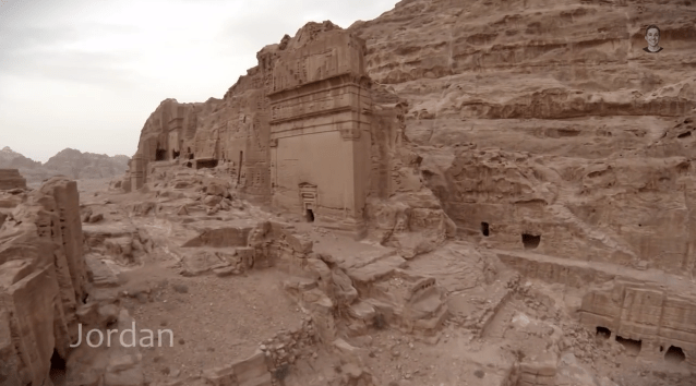 aerial videography in middle east