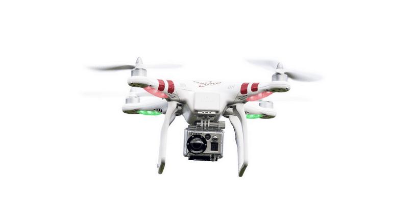 dji phantom review aerial quadcopter