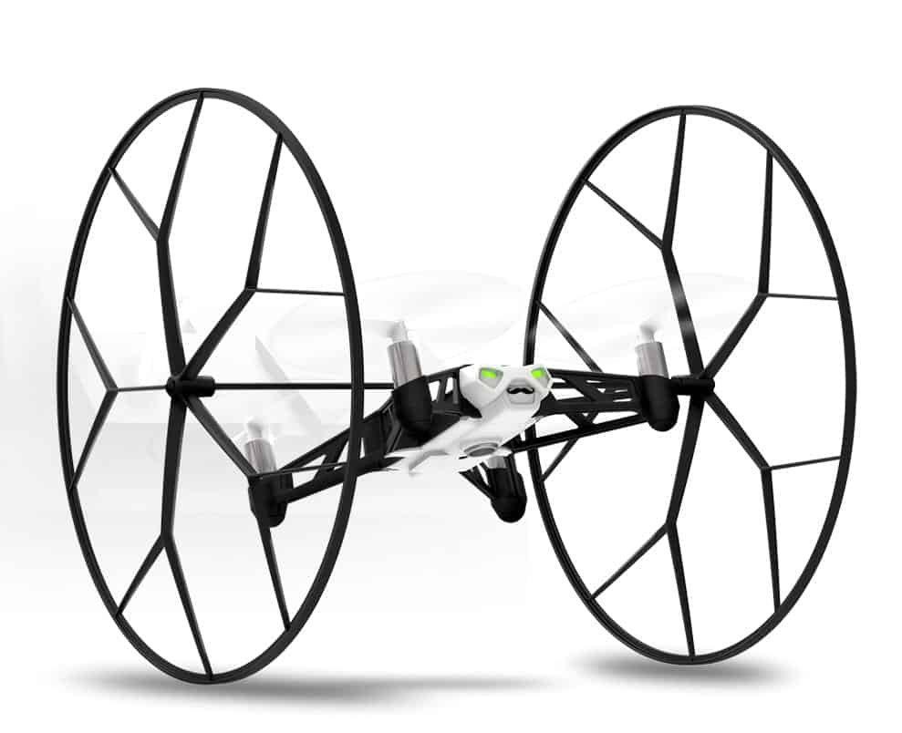 Top 16 Cheap Drones Under 180 Uav Coach 2018 Buying Guide Above Is The Circuit Board Which Attaches To Your Spokes Below A Parrot Minidrone Rolling Spider
