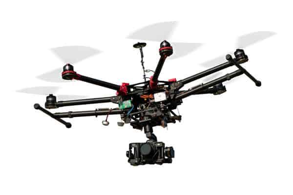 drone ile de france