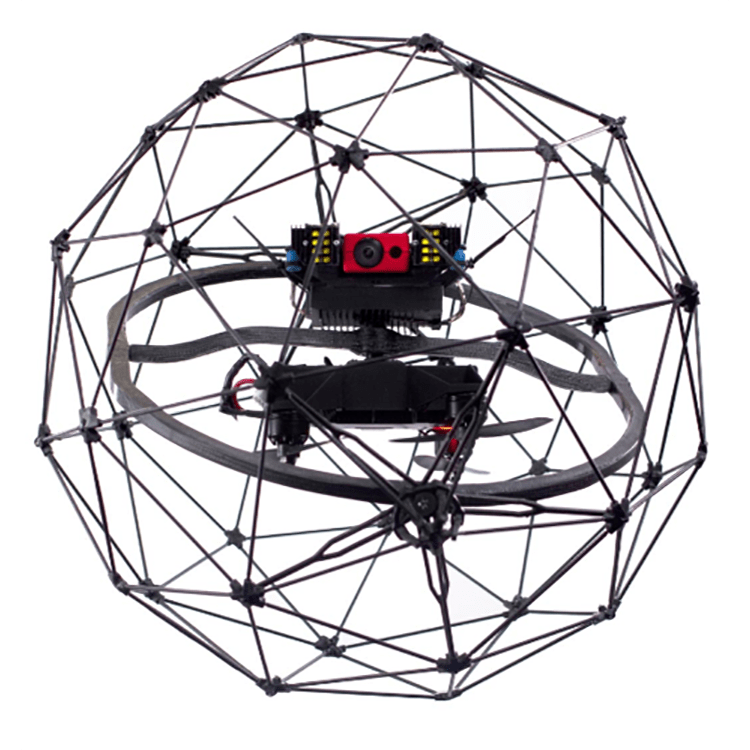 Flying Drones In Tight Dangerous Places Flyabilitys Elios