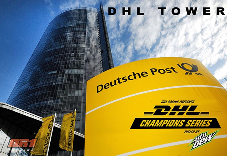 DR1-DHL Tower