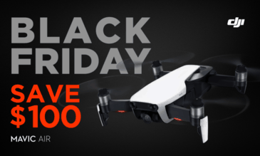 DJI Black Friday Sale