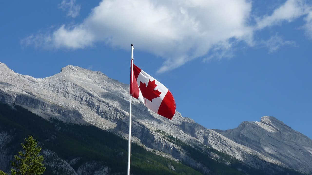 Canada Flag New Drone Rules