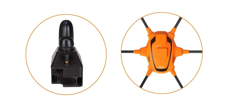 Yuneec Rolls Out RTK Satellite Navigation for Their H520