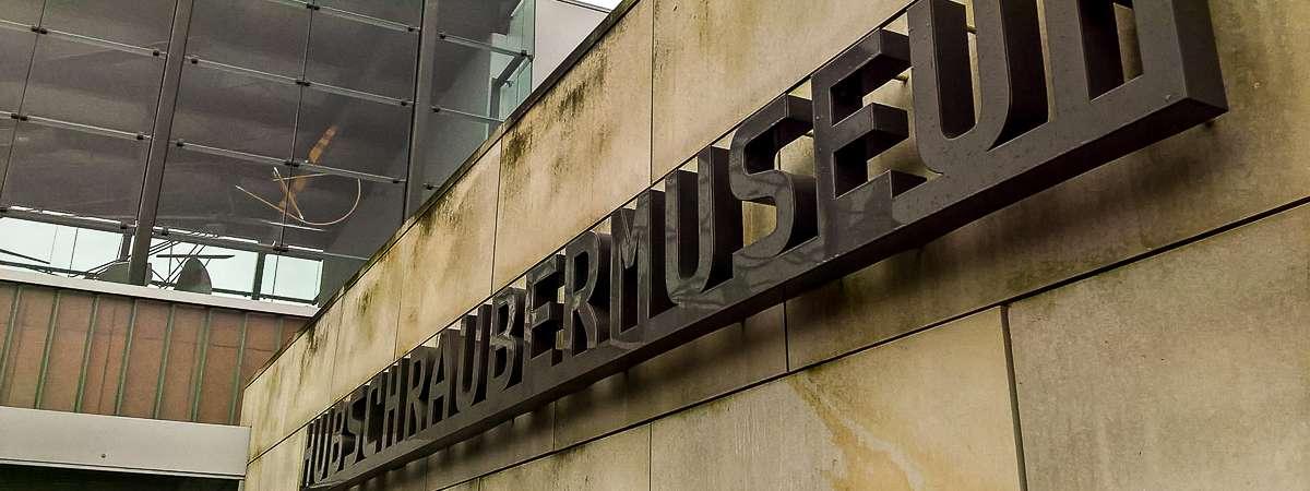 Hubschraubermuseum Bückeburg