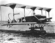 A Hewitt-Sperry Automatic Airplane (1918).