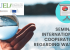 Seminar: International Cooperation regarding water (2019-2020 Edition)