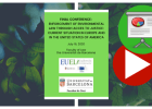 Video and presentations Seminar: Enforcement of Environmental Law through acces to justice: current situation in Europe and in the United States of America