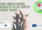 "Seminar: ""Understanding vulnerability in the context of climate change"""
