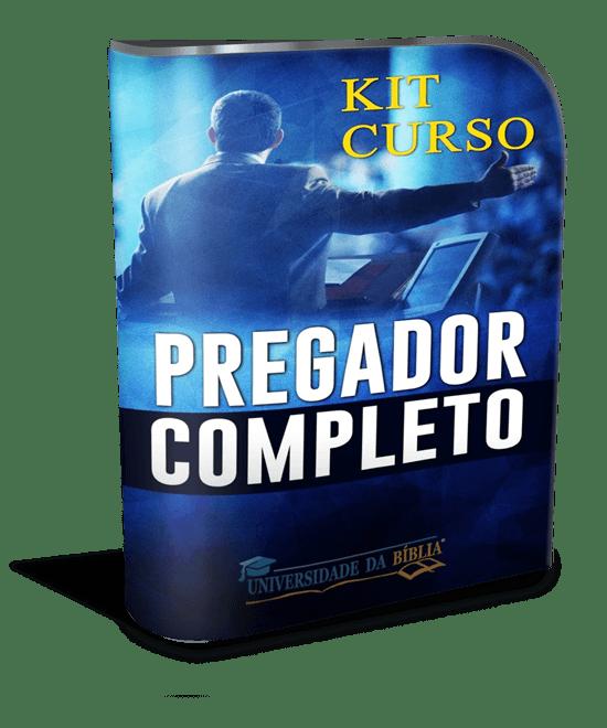 Curso pregador completo PDF completo