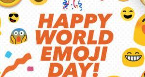 Happy World Emoji Day 2019