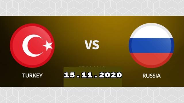 Turkey vs Russia Live Stream