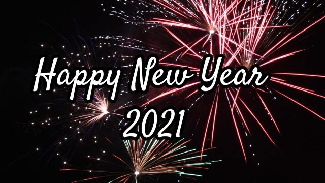 happy new year 2021 images status
