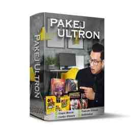 Pakej Ultron ( Monsta + Combo + Premium Ultimate + Sublimation )