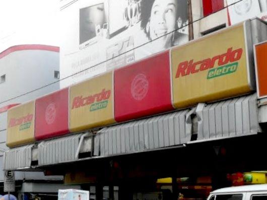 c0979d1ddff78 A Loja Ricardo Eletro que fica situada ba Avenida Cinquentenário no Centro  de Itabuna, foi arrombada na madrugada desta terça-feira (14).