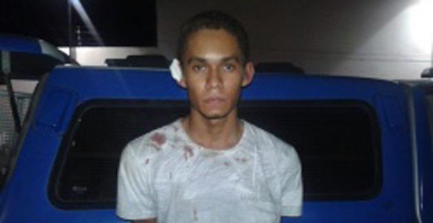 Feira: Jovem é preso pela terceira vez por roubo de carro