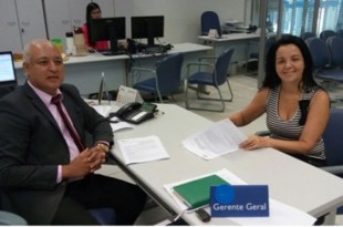 Aurelino Leal: Prefeita Liu Andrade assina convênio para calçamento de ruas no bairro ACM