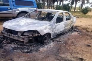 Cigano é morto a facadas e tem carro incendiado em povoado na Bahia