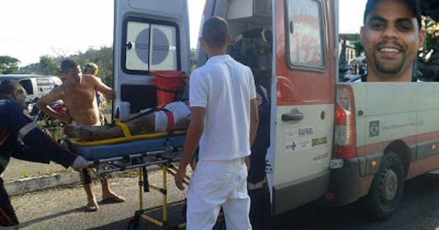 Servidor público morre em acidente com motocicleta em Itabuna