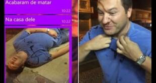 Correu pelas redes sociais ao longo do dia a foto do que seria o corpo já sem vida do prefeito de Itaperuçu (PR), Neneu José Artigas (PDT). Entre as diversas explicações, estava a de que ele teria sido assassinado dentro da própria casa na cidade da região metropolitana de Curitiba.