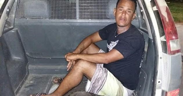 Brasil: Preso foge de penitenciária e comemora postando mensagem em rede social
