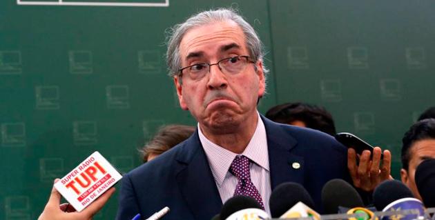 Câmara dos Deputados cassa mandato de Eduardo Cunha