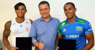 Rui Costa anuncia núcleos de treinamento de canoagem em três cidades baianas