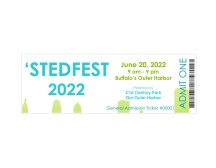 STEDFEST Ticketfront