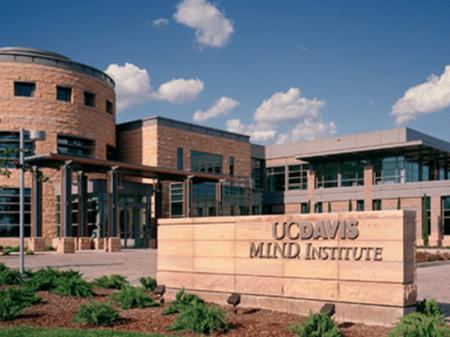 MIND Institute building at University of California, Davis