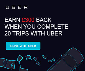 Sign Up To Drive For UBer