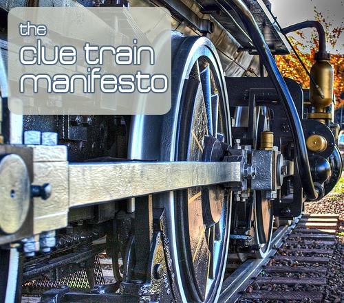 The Clue Train Manifesto