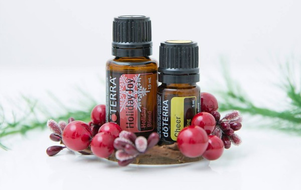 doTERRA essential oils - HOliday Cheer