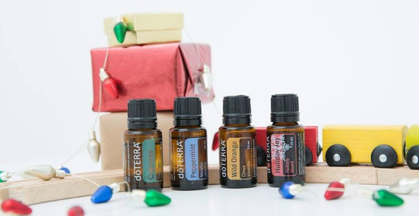 Holiday essential oil blends for diffuser