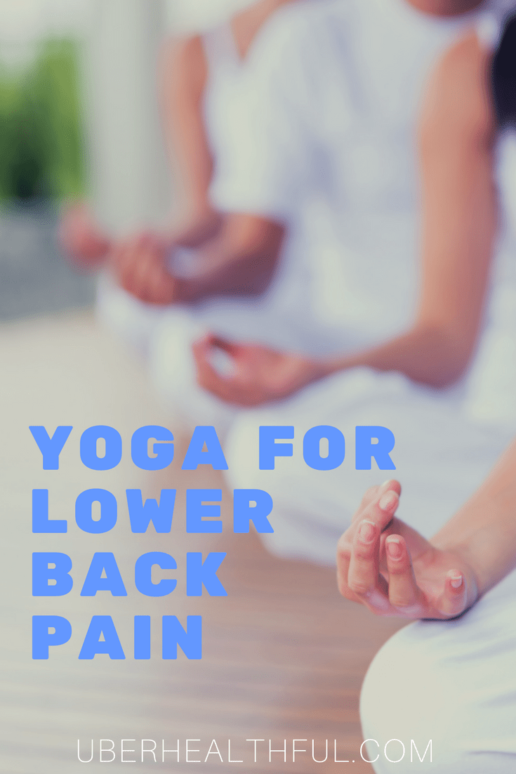 Do you suffer from lower back pain? Learn yoga sequence for lower back pain. Gentle yoga stretches can help. Learn more.
