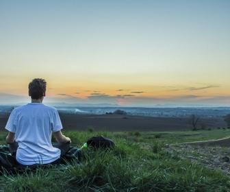 Reduce stress with meditation