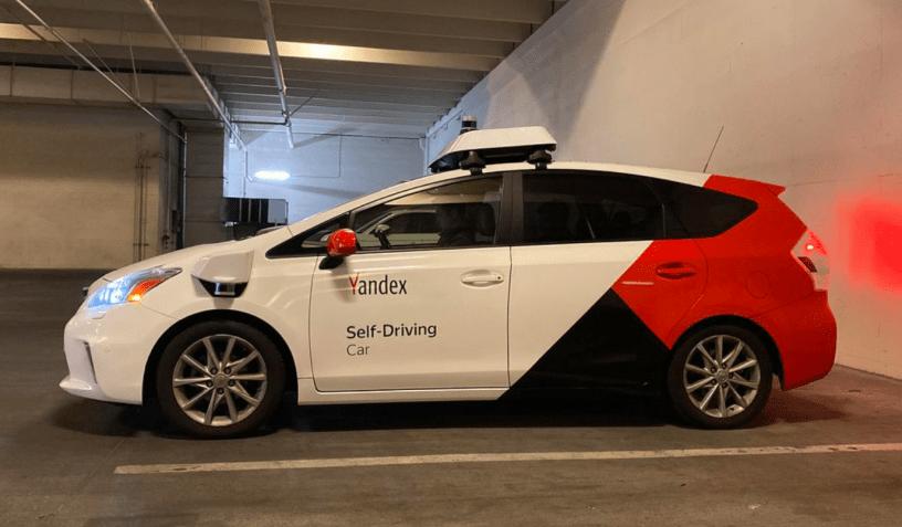 Yandex Uber Self Driving Autonomous