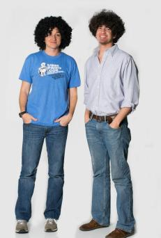 Michael and Bob Rossi!