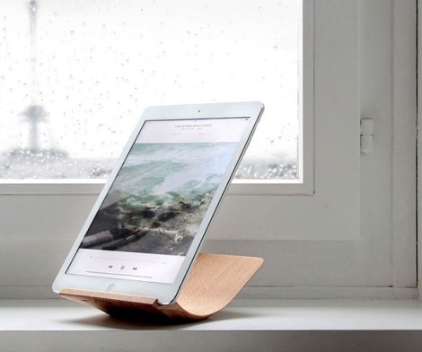 Yohann - Your ideal Three Position iPad stand