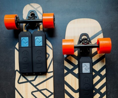 Eon Skateboard Power-train