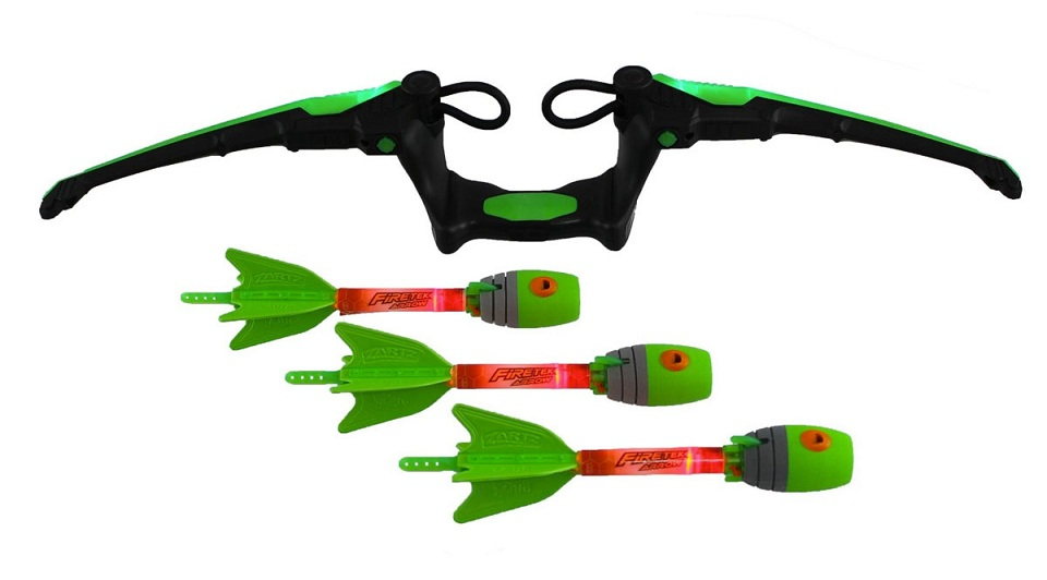 The Ultimate Air Storm Fire Tek Bow by Zing