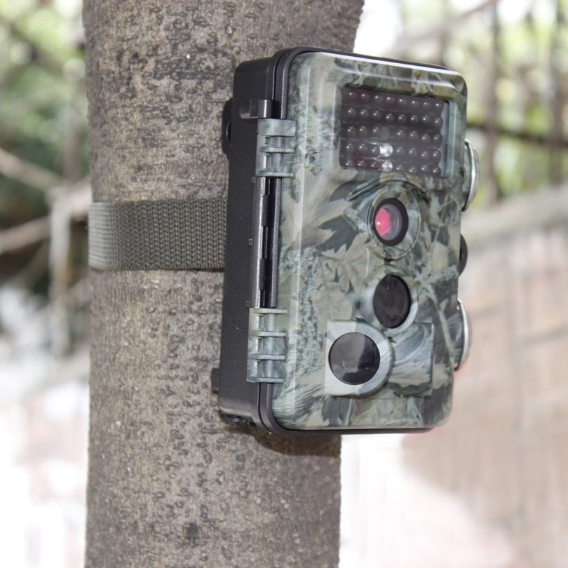 OldShark 12MP 1080P HD Trail and Game Hunting Camera