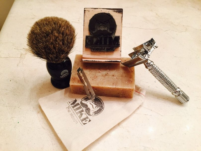 Mike the Mason Complete Wet Shave Kit