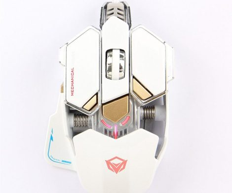 LED Optical USB Mechanical Gaming Mouse