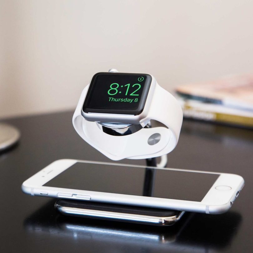 Forte Charging Stand for Apple Watch by Twelve South